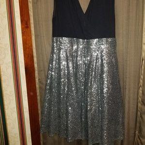 Sequin dress from Torrid